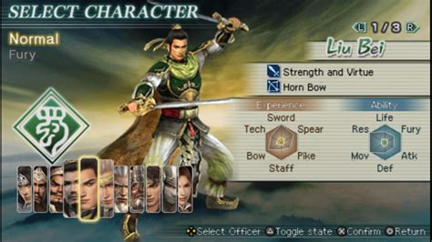 Dynasty Warriors Strikeforce PSP ISO Free Download