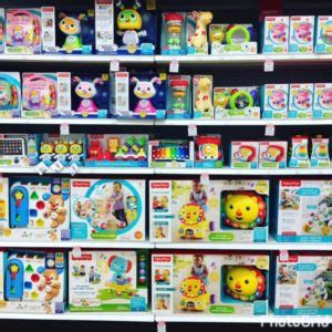 Toys R Us: Buy one, get one Free Fisher-Price, Vtech, LeapFrog