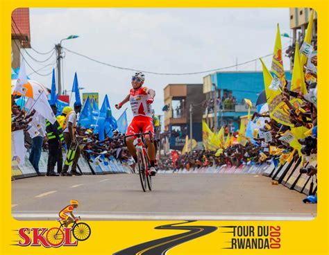 Tour du Rwanda 2020 Stage 3: Colombian Restrepo soloes to