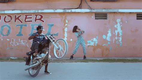 Music Video Motorcycle GIF by Interscope Records - Find