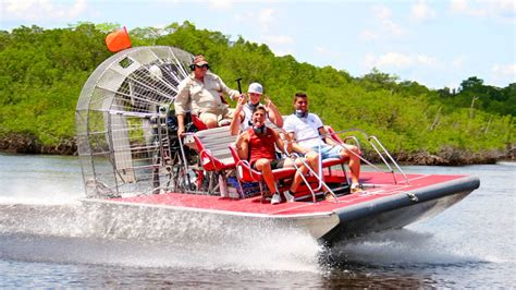 Captain Jack's Airboat Tours Reopens October 4, 2017