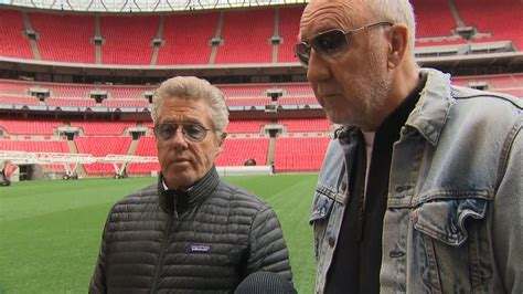 The Who on splitting up, Brexit and why Ed Sheeran shouldn