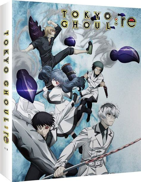 Tokyo Ghoul:RE 1 édition collector - @anime - Manga Sanctuary
