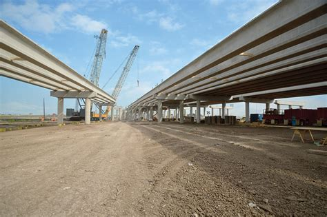 Sam Houston Tollway SE Widening, West of SH 288 to West of