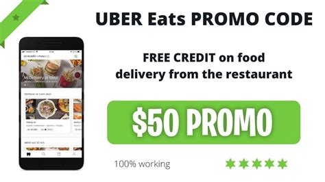 FREE Uber Eats Promo Code How to Eat for free - Uber Eats