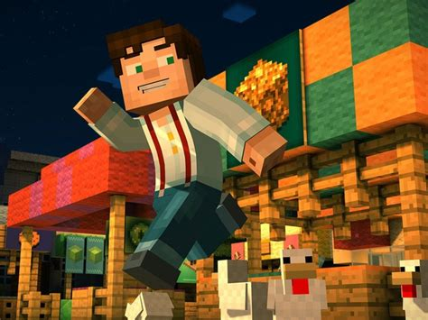 Minecraft: Story Mode Launches for iOS - iClarified