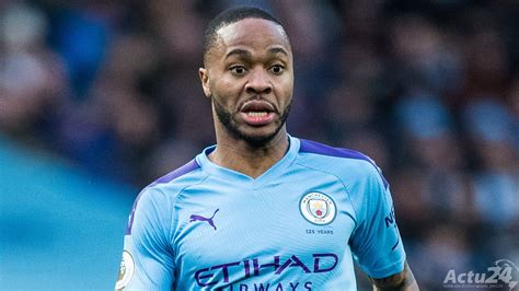 Football-Racisme: La déclaration choc de Raheem Sterling