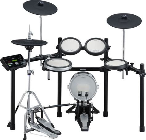 DTX502 Series - Overview - Electronic Drum Kits