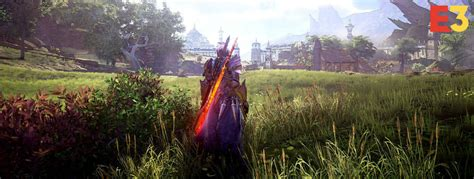 E3 2019 - Tales of Arise leaks, features massive graphical