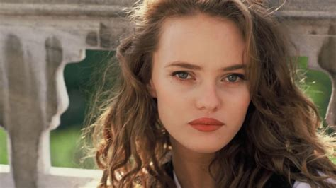Vanessa Paradis - From Baby to 45 Year Old - YouTube