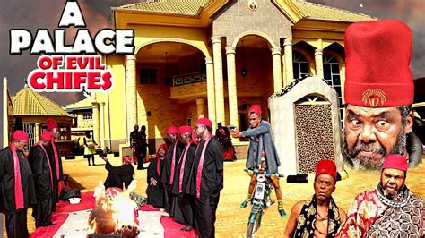 A PALACE OF EVIL CHIEFS - 2 2019 LATEST NIGERIAN NOLLYWOOD