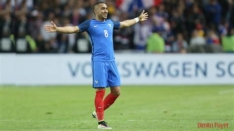 Dimitri Payet France Football Squad 2016 Wallpaper - HD