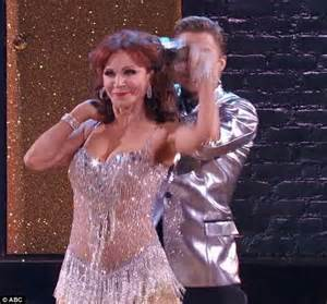 Down to five! Marilu Henner exits from Dancing With The