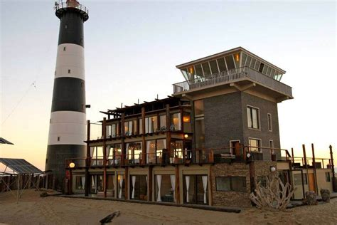 Pelican Point Lodge   Book Namibia
