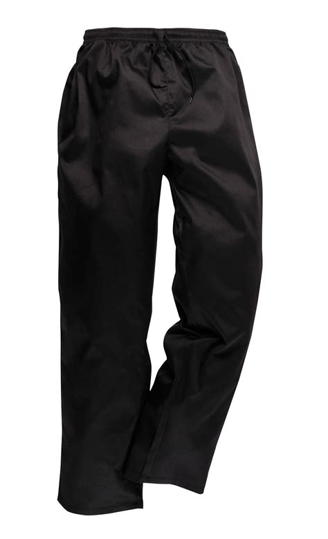 Portwest C070 Drawstring Chef Trousers - Chefs Trousers
