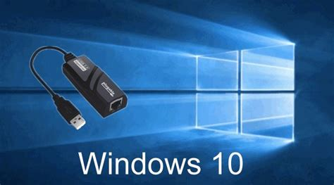 Installing Plugable USB-Ethernet Drivers in Windows 10