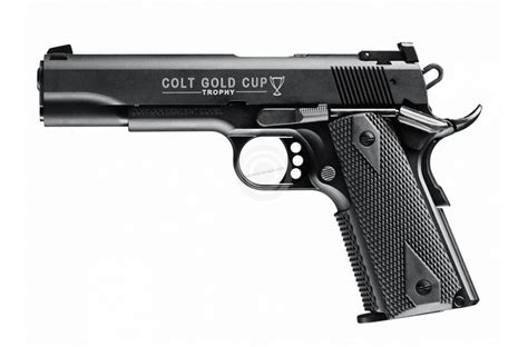 """Pistolet WALTHER COLT 1911 Gold Cup Trophy 5"""" cal"""