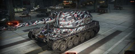 World of Tanks - new 2018 camo for Ranked Battles   MMOWG