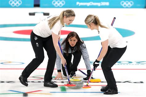 Winter Olympics on TV: CURLING guide, Team GB schedule and
