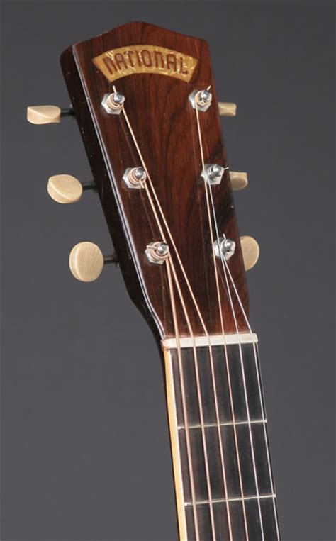 1937 National Style 0   Vintage Guitars and New Guitars