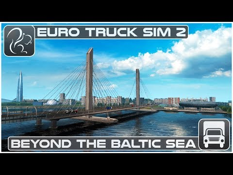 ETS2 SATELLITE MAP UPDATED (29/12/17) 1