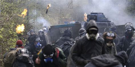 A Report From the Frontlines of the ZAD-NDDL Eviction