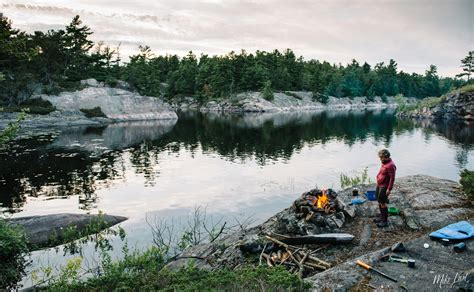 Three Day Canoe Trip | French River Provincial Park, ON