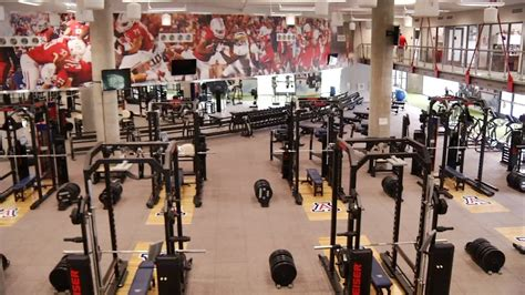 Arizona Football: Lowell-Stevens Football Facility Media