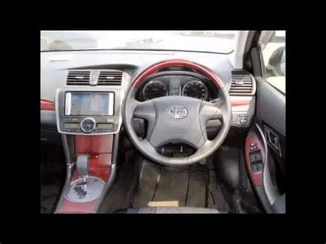 Used Toyota Allion For Sale SBT Japan - YouTube