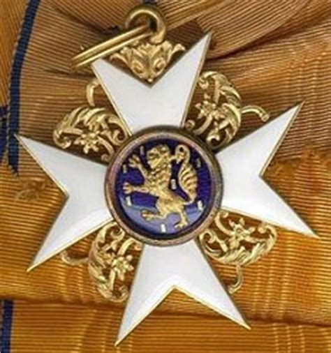 ODM of Luxembourg: Order of the Golden Lion of the House
