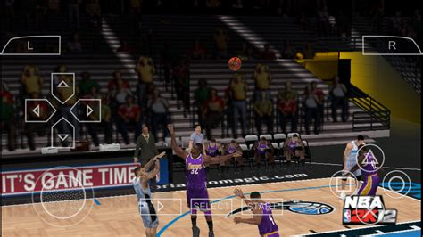 NBA 2K12 PSP ISO Free Download & PPSSPP Setting - Free PSP