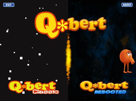 Q-Bert Rebooted Coming to PC, Mobile - IGN