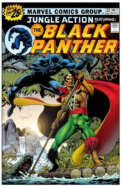 Jungle Action; Black Panther / Brother Voodoo | Marvel