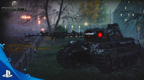 World of Tanks - Monsters Invade Halloween Trailer | PS4