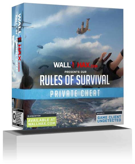 Rules of Survival Hack Download | RoS Aimbot & 3D ESP Cheat