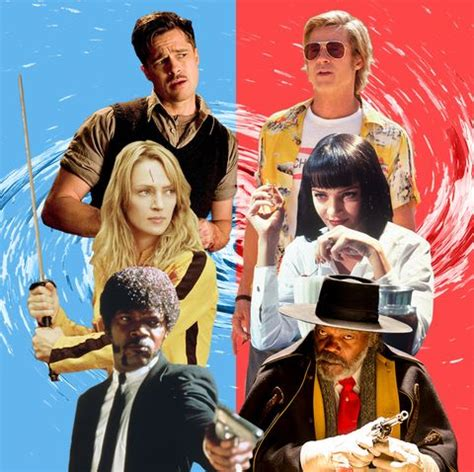 How All Quentin Tarantino Movies Are Connected - Once Upon