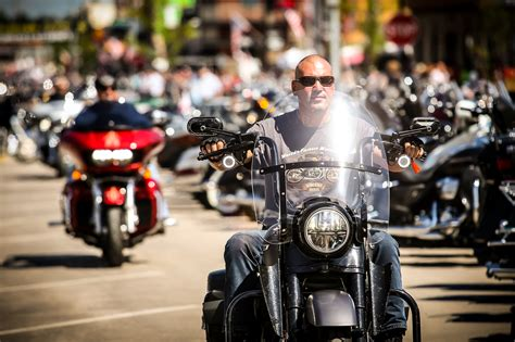 Day 1 of the 79th Sturgis Motorcycle Rally | Black Hills