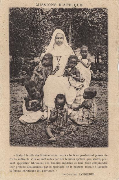 The Catholic church - Old East Africa Postcards