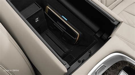 BMW wireless charging - Aircharge