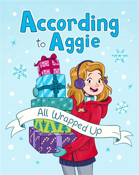 According to Aggie - All Wrapped Up - Genevieve Kote