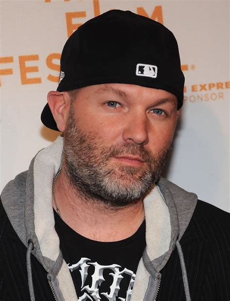 "Fred Durst in Premiere Of ""Speed Racer"" At The 2008"