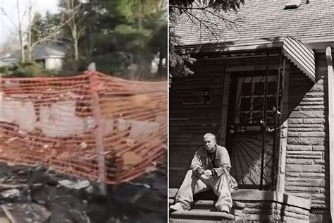 Did You Know Eminem's Marshall Mathers LP House Was