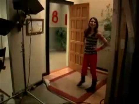 iCarly - Behind the scenes - - YouTube
