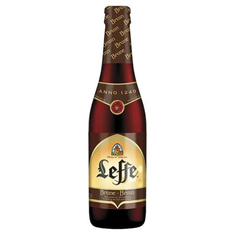 buy Leffe Brun belgian Lager Beer Online Cash And Carry