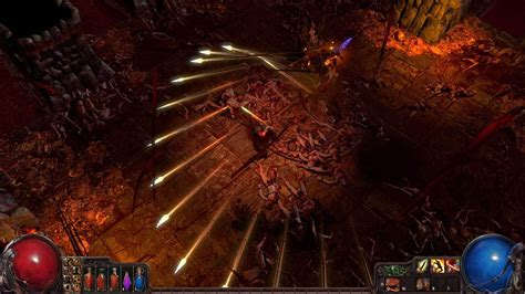 Path of Exile (POE): play online now | Vortex Cloud Gaming
