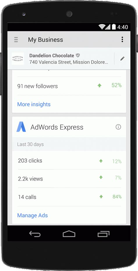Google My Business Adds Reviews Notifications, Driving