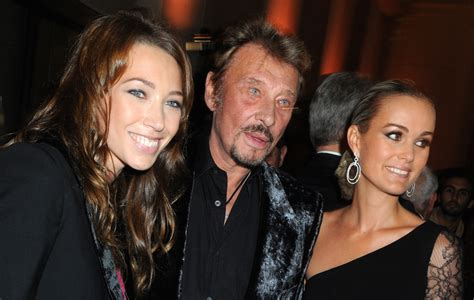 Johnny Hallyday's children to contest will that left them
