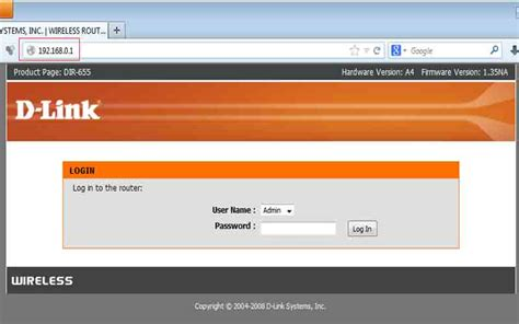 How to  to d-link wireless router settings