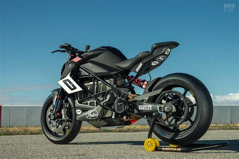 Racing To The Clouds: The Pikes Peak Zero SR/F | Bike EXIF