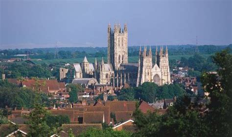 Top 10 facts about Canterbury | Express